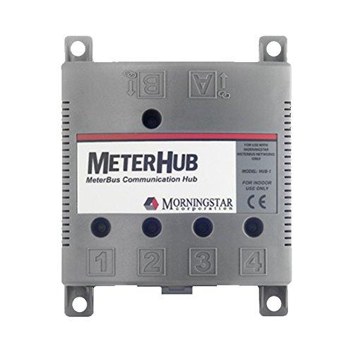Morningstar meterhub hub-1Für Verbinden mehrere Tristar/Tristar MPPT Controller oder suresine invertern auf EIN Fernbedienung Meter/Display ts-rm-2