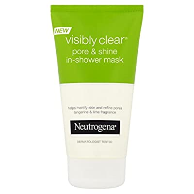 Neutrogena Visibly Clear Pore and Shine In-Shower mask by Johnson & Johnson Ltd