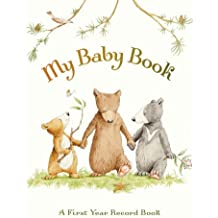 You're All My Favourites: My Baby Book (Baby Record Book)