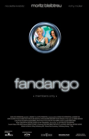 Fandango - Members Only [VHS]