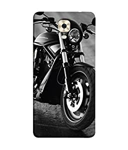 Digiarts Designer Back Case Cover for Gionee M6 (Vehicle Dream Vacation Trip Ride)