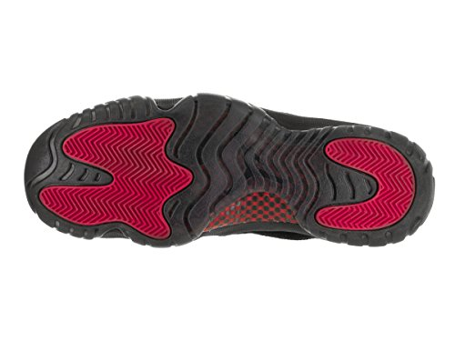 Nike  Air Jordan 11 Retro Low, Sandales pour femme Multicolore - Negro / Rojo (Black / True Red)