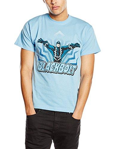 Plastic Head Marvel Comics Inhumans Blackbolt-camiseta Hombre