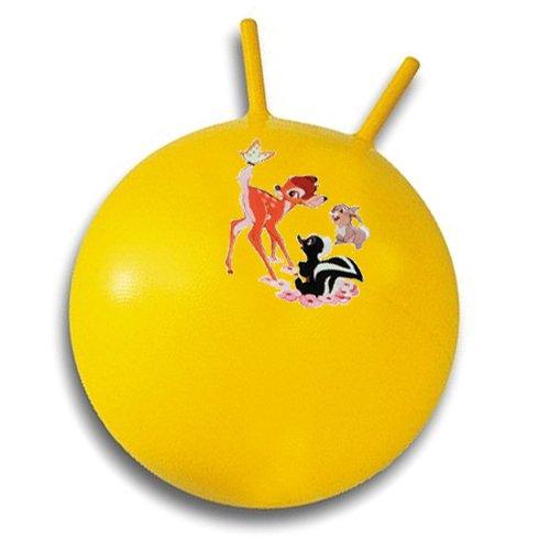 Mondo Kangaroo Bambi Ball Känguru Hüpfender Ohren gelb Ø 50cm Kind Kinder