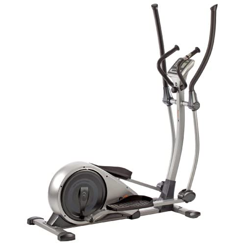 4154LQyc%2BaL. SS500  - V-fit MPTE2 Programmable Magnetic Elliptical Trainer - Silver Grey/Black