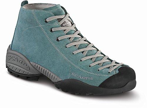 Scarpa Mojito Mid Wool GTX Scarpe avvicinamento - nile blue