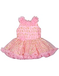 Ole Baby Adorable Little Princess Baby Girl Partywear Frock