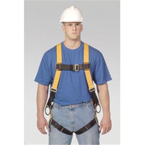 Miller By Honeywell Titan Tf4000/Uak poliestere elasticizzato, T-Flex-Imbragatura universale