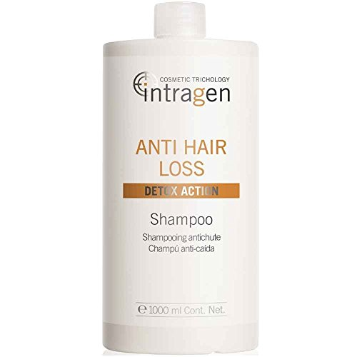 Revlon Professional Intragen Cosmetic Trichology Anti Hair Loss Shampoo, 1er Pack (1 x 1 l)