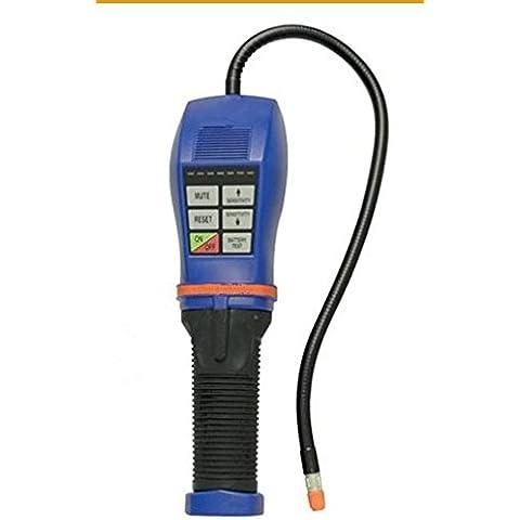 Gowe SF6Detector de fugas de refrigerante Ultimate Sensibilidad: < 0,1g por año (3gr/YR);