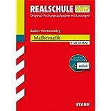 Abschlussprüfung Realschule Baden-Württemberg - Mathematik - inkl. Online-Prüfungstraining
