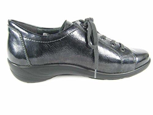 Semler B6055051006, Scarpe stringate donna Grau