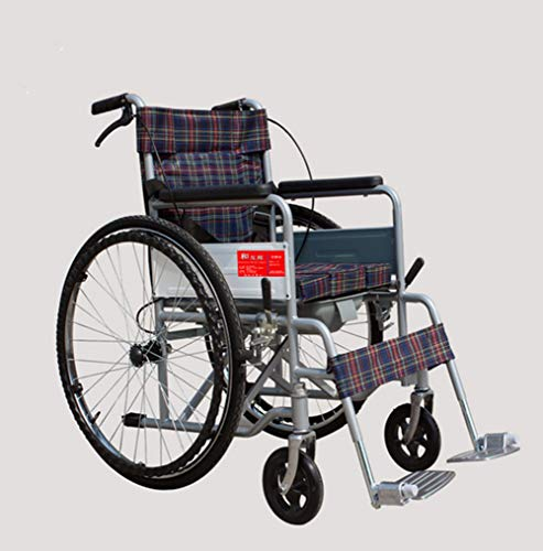 Leichtgewicht-faltrollstuhl (Xljh Leichtgewicht - Rollstuhl Faltrollstuhl Transportrollstuhl Reiserollstuhl mit Steckachsensystem)