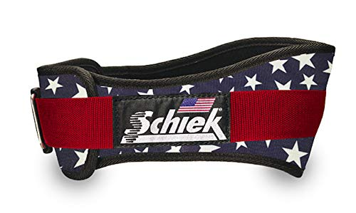Schiek 2004 Stars n\' Stripes Lifting Gürtel (M)