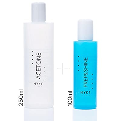 NYK1 100ML Wipe Prep and Shine Pure Alcohol Solution Super Concentrated Isopropyl Rubbing UV And LED Gel Nail Polish Dehydrator For Sanitising Rub Cleanser Cleaner Sticky Residue Remover Concentrate