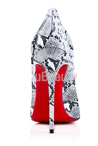 uBeauty - Scarpe da Donna - Scarpe col Tacco - Classiche Scarpe col Tacco - Sexy Tacchi alti Serpentina C