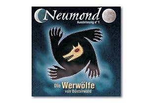 Asmodee Lui Meme 200292 Werwölfe Von Düsterwald Neumond - Juego de ampliación (Contenido en alemán)