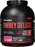 Body Attack Extreme Whey Deluxe, Strawberry Cream, 2,3kg Dose