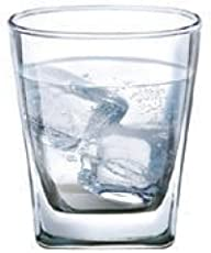 Ocean Plaza Rock Glass, 295 ml(Set of 6)