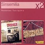 Coffret 2 CD : Résistances / Tout c' qu'on a