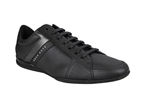 BOSS GREEN Space_Low Lux Uomo Sneaker Nero Black