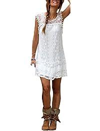 weißes kleid sommer