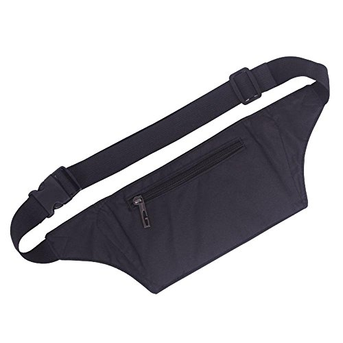 BUSL Escursionismo marsupi telefono esterno borsa sportiva uomo signora documenti sottili memorizzati viaggio personale tasche di sicurezza invisibili di fitness in esecuzione . a a