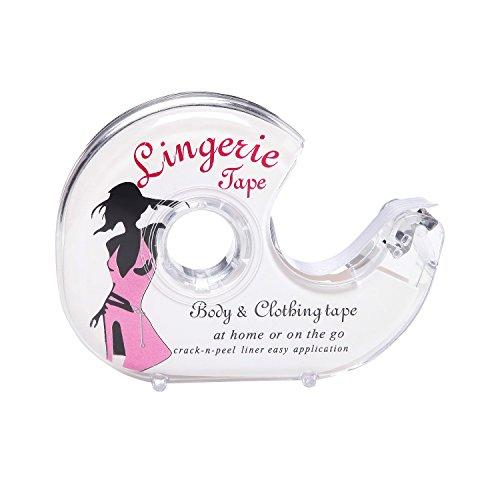 Preisvergleich Produktbild Aibrou Fashion Tape Doppelseitiges Klebeband unsichtbarer Kleber für Kleid damen Beleidung Hemd BH und tief V Ausschnitt Anti unabsichtliche Aussetzung