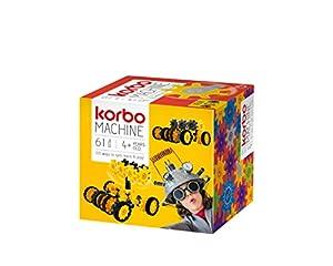 Korbo- Machine 61, Multicolor (Remi K1403)