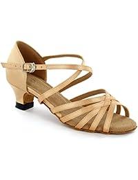 DSOL CLASSIC , Chaussures de danse pour fille noir noir