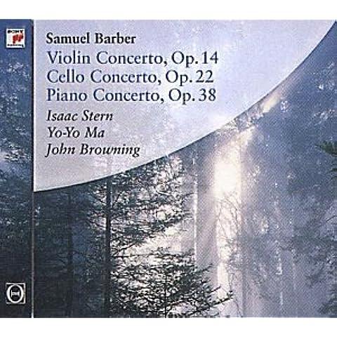 Samuel Barber - Violin Concerto Op.14, Cello