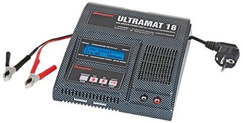 Graupner 6470.GB - Ultramat 18 mit 3076