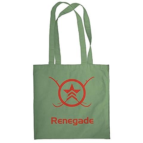 TEXLAB - Renegade - Stoffbeutel, oliv (Xbox Weihnachten Spiele)