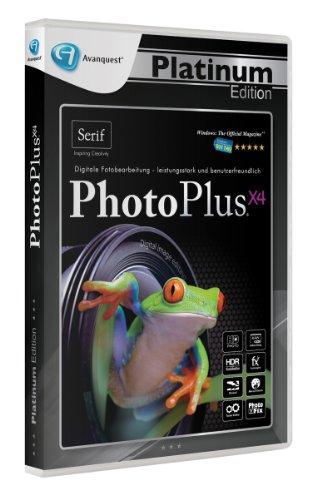 Microsoft-foto-bearbeitungs-software (AQ Plat Ed. - Serif PhotoPlus X4)