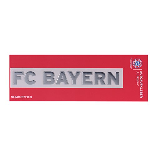 Autoaufkleber Chrom FC Bayern MÜNCHEN + gratis Sticker München forever, Aufkleber, car Sticker, etiqueta engomada / autocollant / 保险杠贴纸 (Galaxy-fußball-hemd)