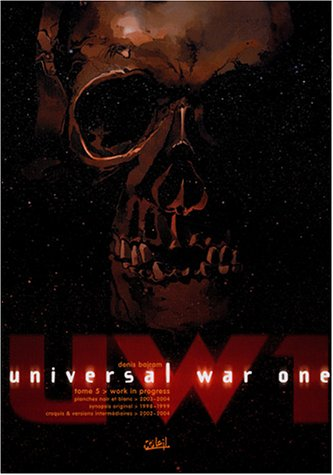 Universal War One, tome 5 : Babel (édition N&B)