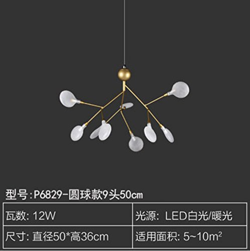 Lucciola Lampadario, Lampadario LED, Villa/Sala da pranzo/salotto lampadari, Lampadario foglia ramo, il lampadario di negozio di abbigliamento