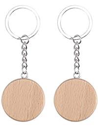Amazon.es: madera - Último mes / Llaveros / Accesorios: Equipaje