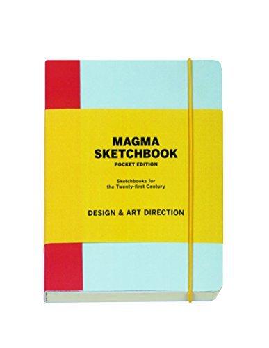 Magma Sketchbook: Design & Art Direction: Pocket Edition by Lachlan Blackley (2015-07-14) par Lachlan Blackley