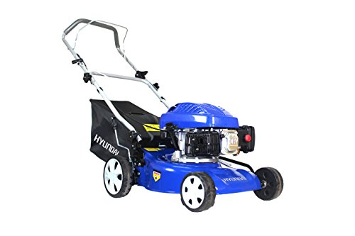 Hyundai Petrol Push Rotary Lawn Mower HYM43P (3 years Warranty)