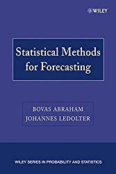 Statistical Methods for Forecasting (Wiley Series in Probability and Statistics)