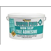 Everbuild antideslizante 701 5 litros EVBNS05 adhesivos para azulejos