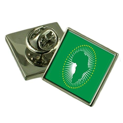 Unione Africana Spilla distintivo inciso box