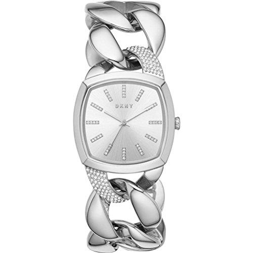 DKNY Chanin Reloj de mujer cuarzo 32mm correa y caja de acero NY2569
