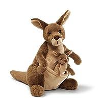Gund Jirra and Baby Soft Kangaroo 25.50 cm
