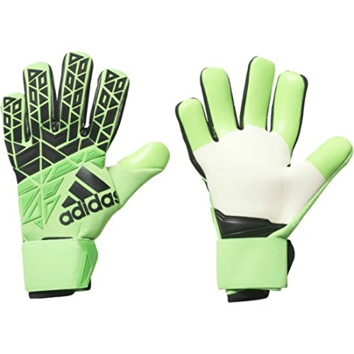 meet 6f185 6b0eb adidas ACE Transition Pro Goalkeeper Gloves Solar Green/Core ...