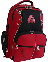 Amaro 40110 Sac à dos pour ordinateur portable 31 x 46 x 23cm