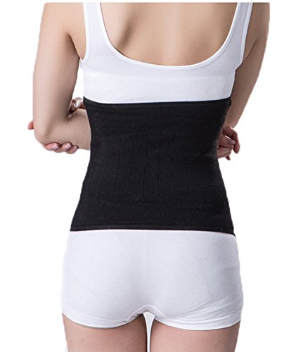 Unisex Medical Abdominal Binder Themal Therapy Knit Kidney