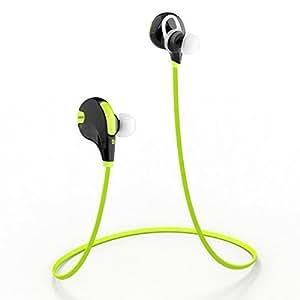 AUKEY Auricolare Bluetooth 4.1 cuffie sport in ear wireless con Microfono per iPhone 6s Plus/ 6/ 5s, Samsung Smartphone, Tablet PC, ecc.