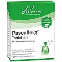 Pascallerg Tabletten bei Erkrankung der Atemwege, Pascoe Naturmedizin,Homöopathisches Arzneimittel, Spar-Set,... preisvergleich bei billige-tabletten.eu